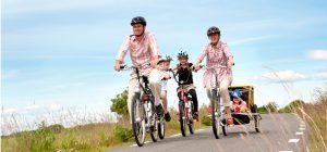 Aménagements vélo: inspiration Suède via le Kattegattleden