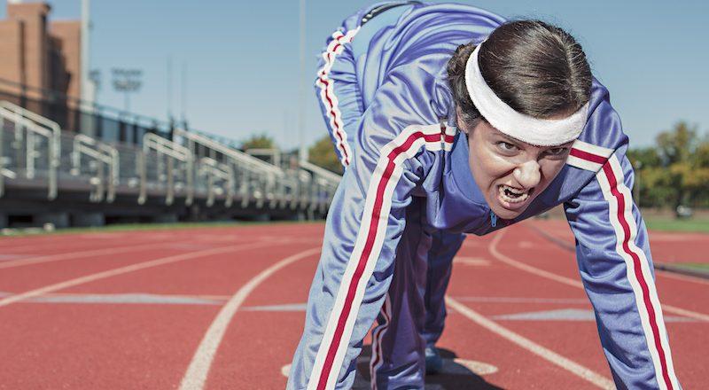 Révélation, révolution, passion: se mettre au sport!