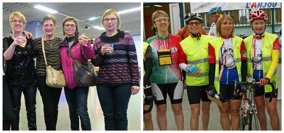 Rendez-vous ce vendredi 25 mars 2016 pour la Flèche Vélocio: 445 km à vélo et en équipe durant 24 heures en prémisse du week-end de Pâques!