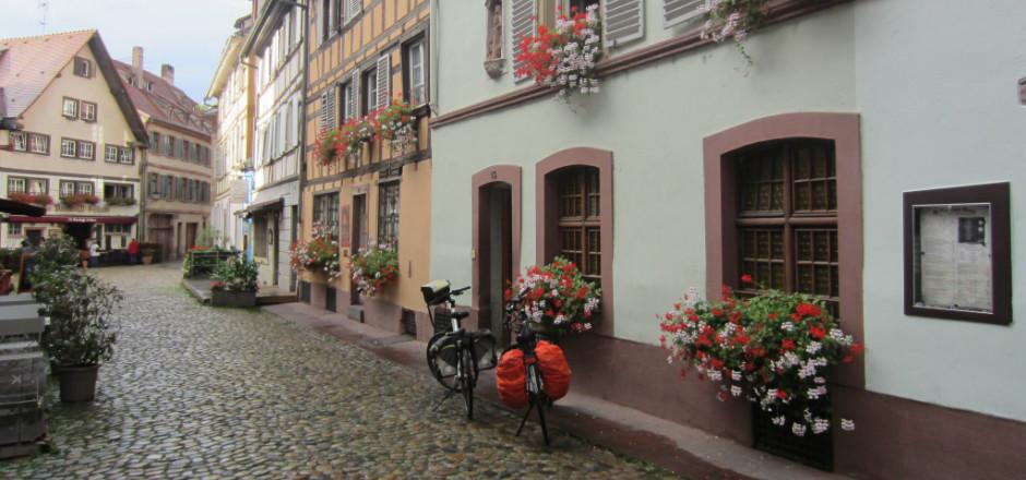 L'Alsace à vélo, c'est la formule parfaite pour des vacances qui allient balades nature, gastronomie et culture.