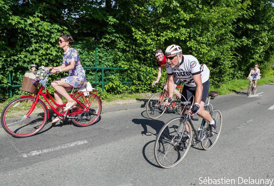 Programme du Tour de Rance vélo vintage