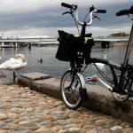 On a testé: un vélo pliant Brompton chez Cyclable Lyon 6