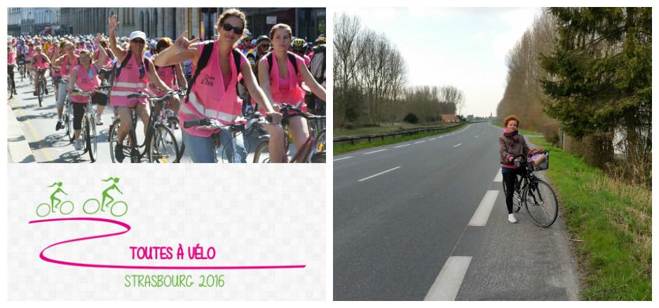Angélique participera à l'aventure Toutes à vélo 2016 avec l'envie de s'épanouir auprès de son vélo. Excitation et motivation sont au rendez-vous!