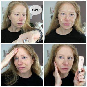 maquillage rapide pour le teint