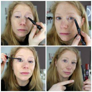 maquillage rapide pour les yeux
