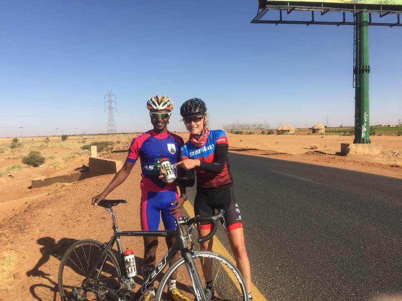 Tour d'Afrique à vélo