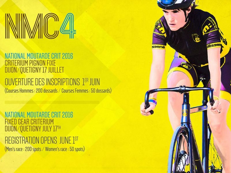 National Moutarde Crit 2016, c'est le 17 juillet!