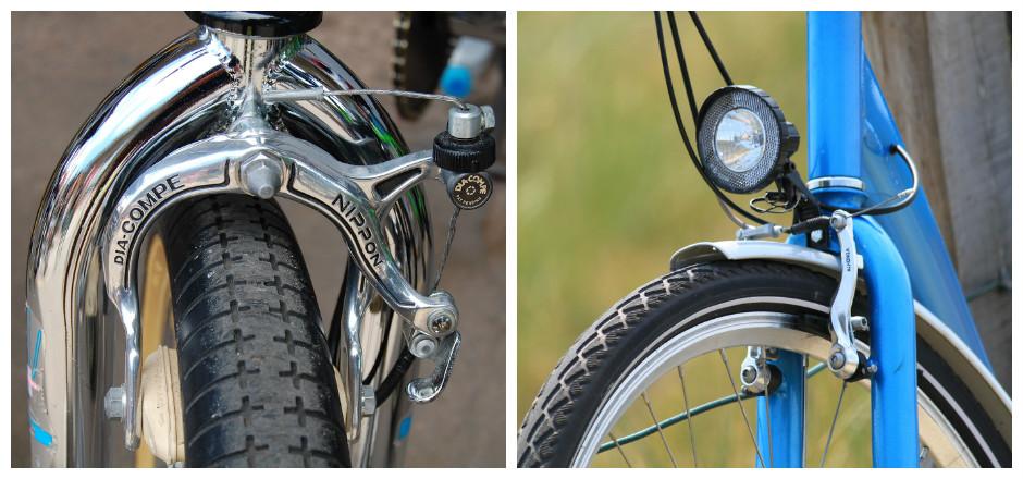 Les freins vélo, un aspect technique qu'il ne faut pas ménager! Vélizienne vous explique comment faire un choix judicieux.