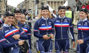 Equipe nationale de France a La Course by Le Tour de France 2015