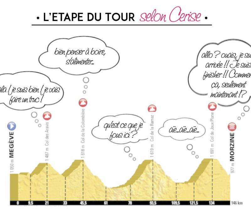 Cyclosportive Étape du Tour 2016