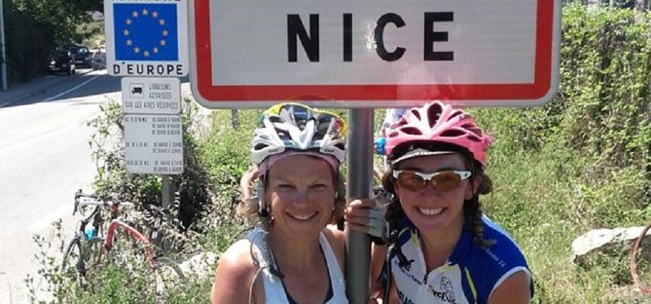 La Route des Grandes Alpes en vélo