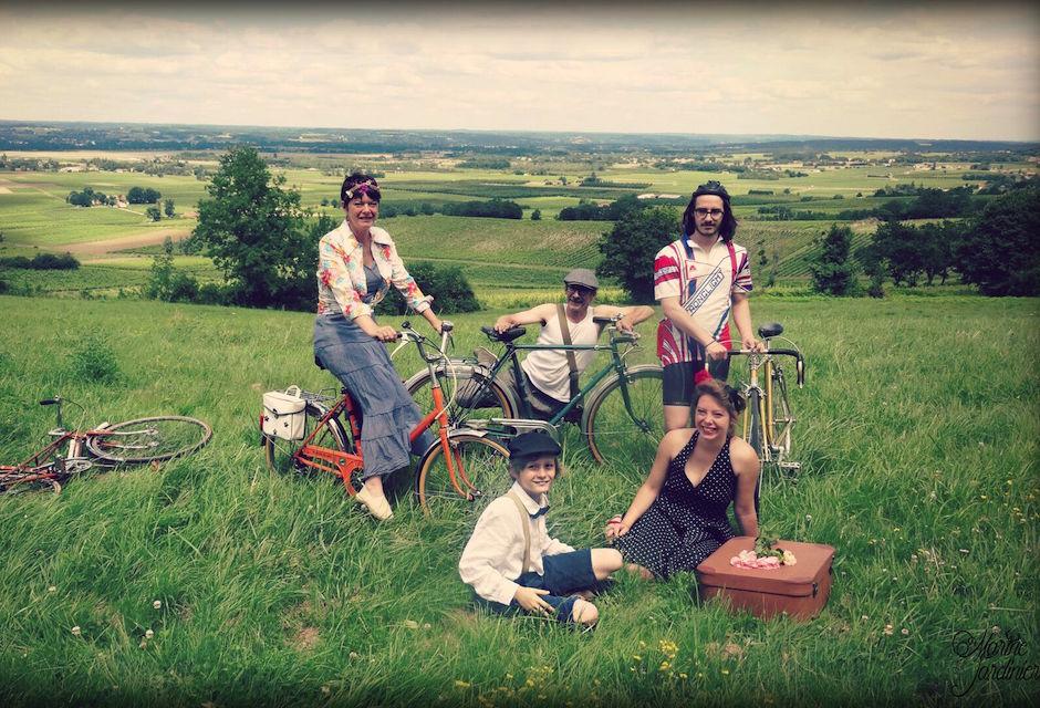 Un nouvel événement vélo vintage et films anciens!