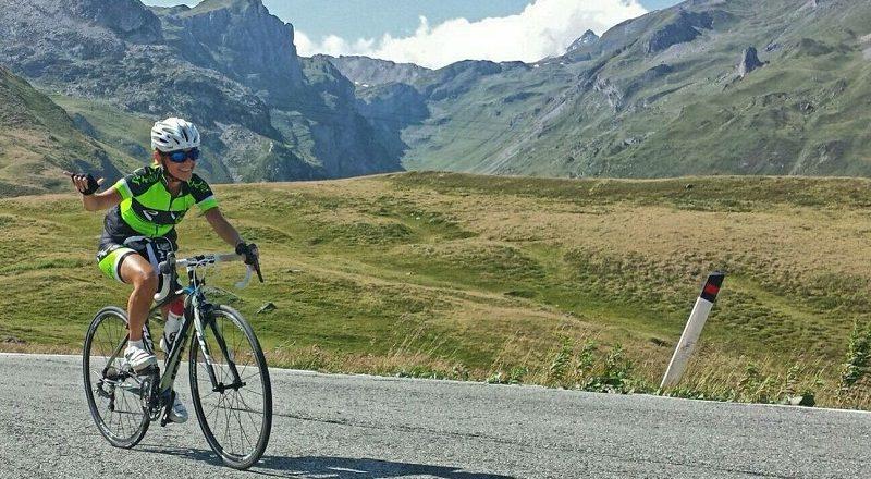 Carole, sa pratique du vélo et ses rencontres