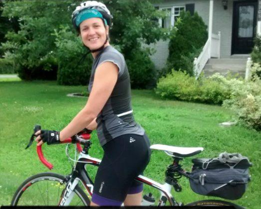 A vélo autour de Montréal