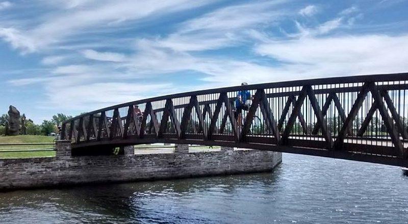 Aventures à vélo autour de Montréal