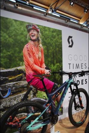 Le vélo au féminin chez certaines marques