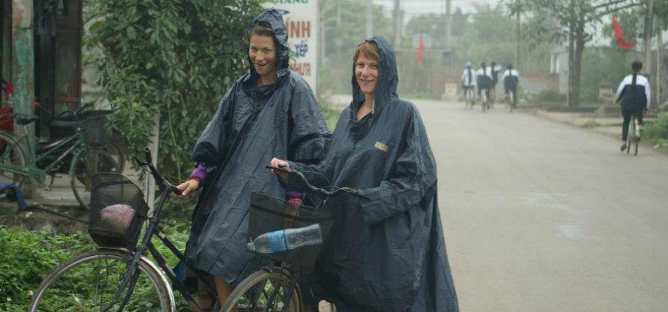 Elle y a trouvé amour et épanouissement : pour Valérie rien de tel que la randonnée à vélo et les vacances, en itinérance!