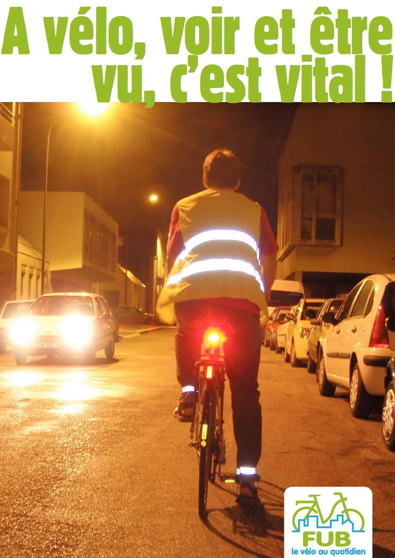 eclairages obigatoires à vélo