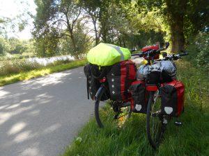Nantes-Arcachon à vélo