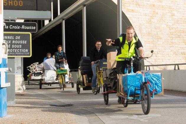 Déménager à vélo: c'est possible!