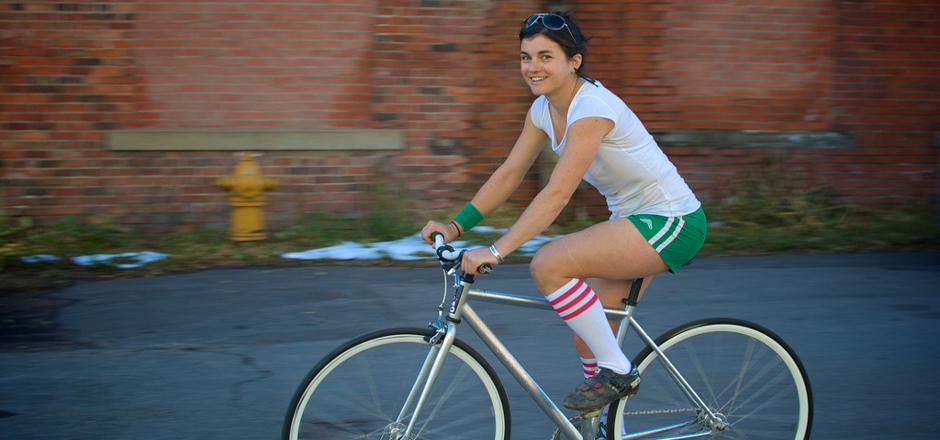 Perdre du ventre à vélo? Essayez un entraînement fractionné!