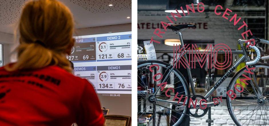 Interview de Ludivine, mécanicienne vélo au Kilomètre 0 à Paris