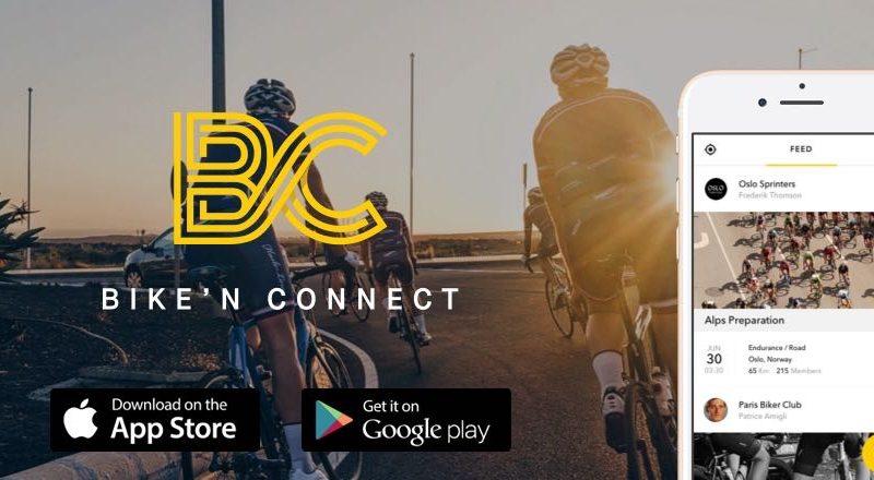 Elle a pour particularité de centraliser des dates de sorties tout en les géolocalisant. Bike'n Connect est un concept novateur que vous allez adorer!