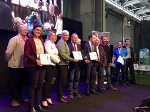 Trophées du vélo 2017