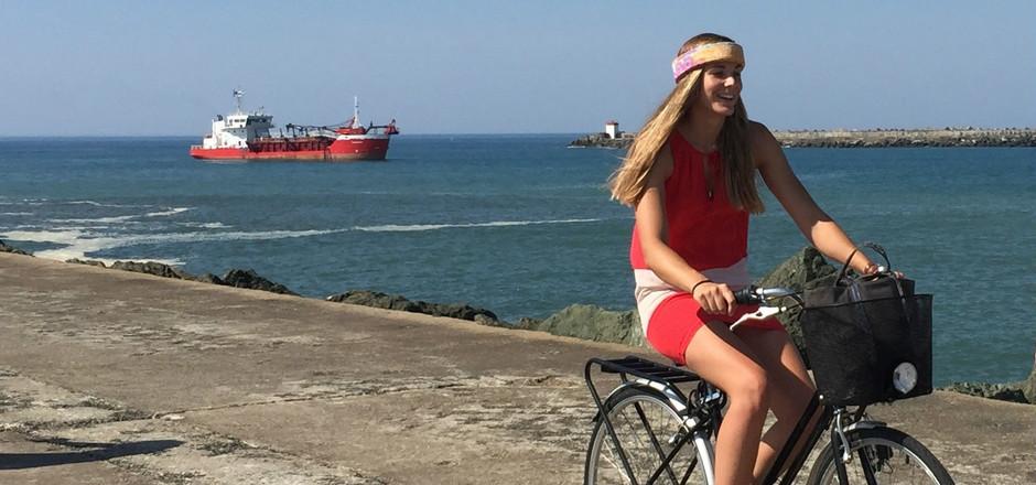 Okyl: Un bandeau de protection pour les cyclistes urbaines