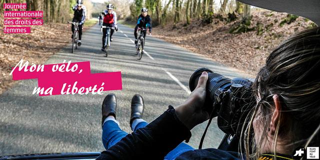 cyclistes pro féminines