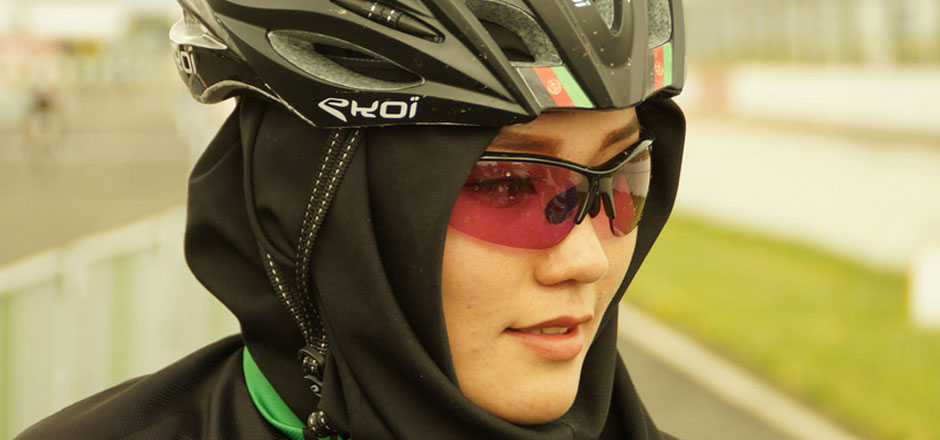 Les petites reines de Kaboul : le vélo, une liberté chèrement conquise