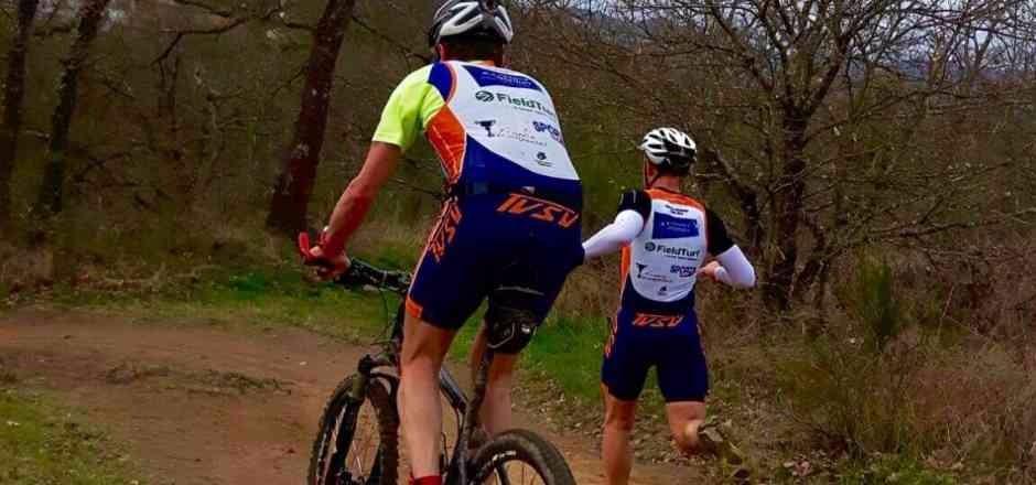 J'ai testé le Bike&Run, une excellente manière d'allier tactique et symbiose!