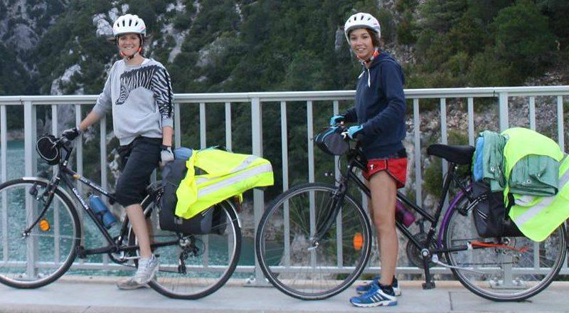 voyage vélo écoresponsable