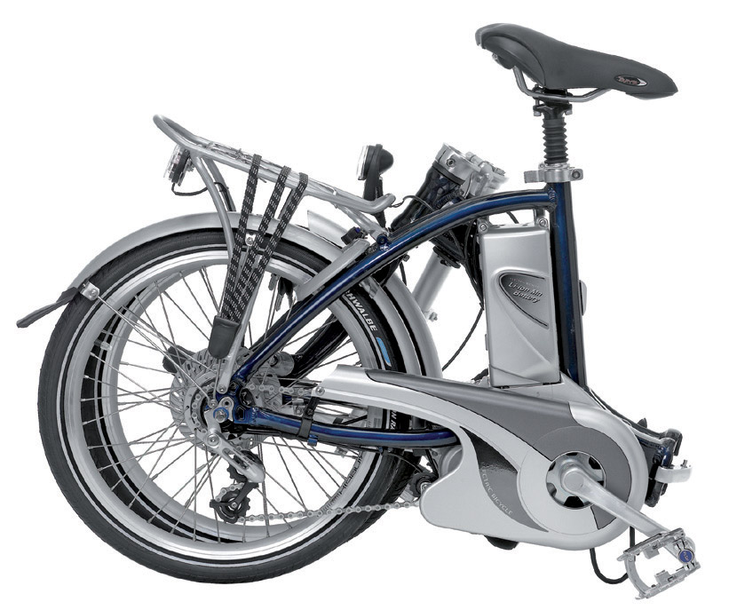 Les différents types de vélo : le vélo pliable