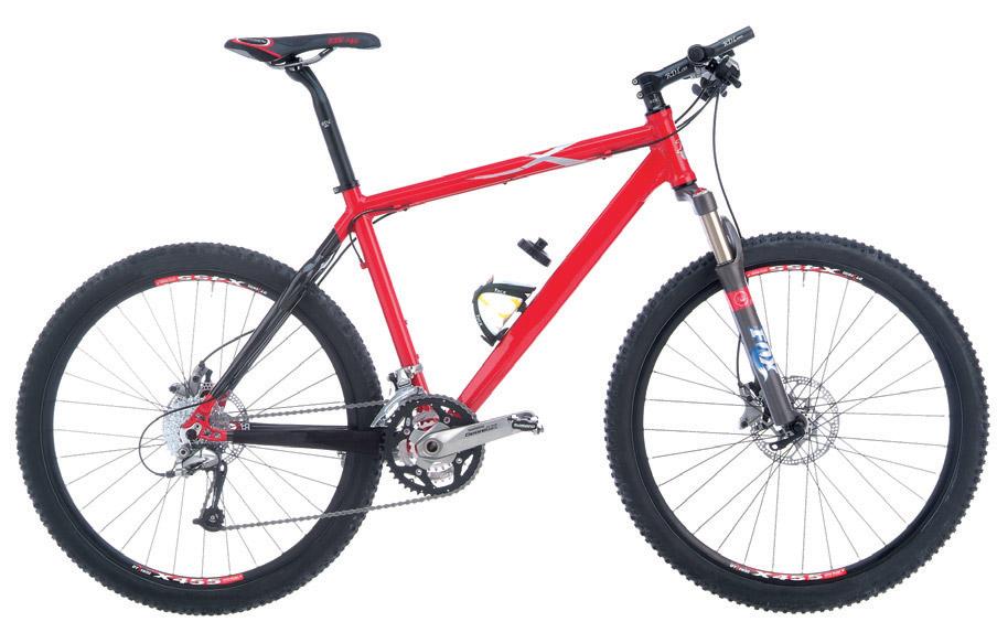 Les différents types de vélo : le VTT ou mountain bike