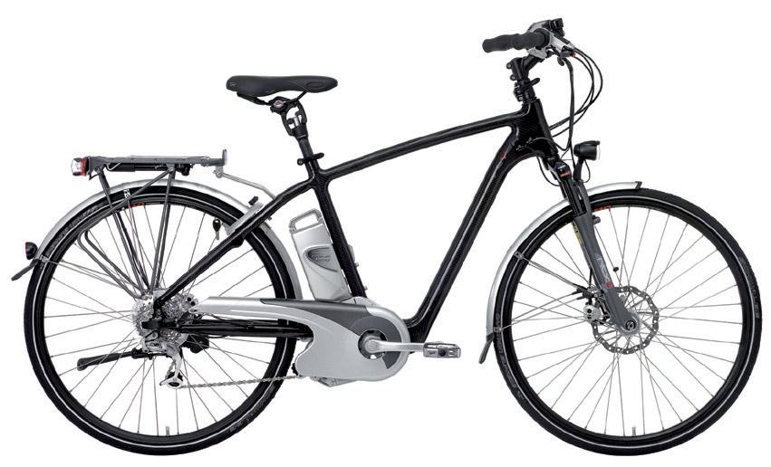Les différents types de vélo : le vélo électrique