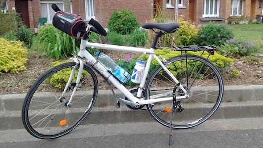 vélo de rando