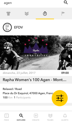 Rapha Womens 100 Agen