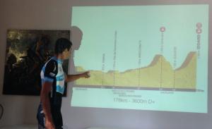 stage Étape du Tour de Jean-Lou Paiani