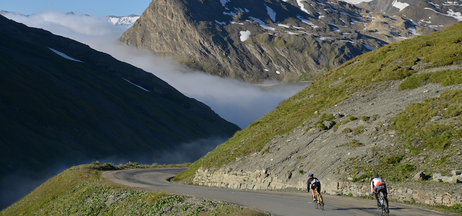 cyclosportive haute route