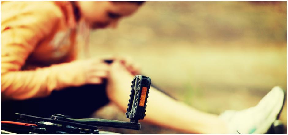 soulager la fatigue à vélo sur de longues distances