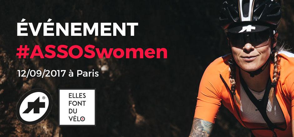 Soirée débat #ASSOSwomen