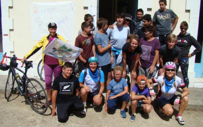défi cycliste solidaire