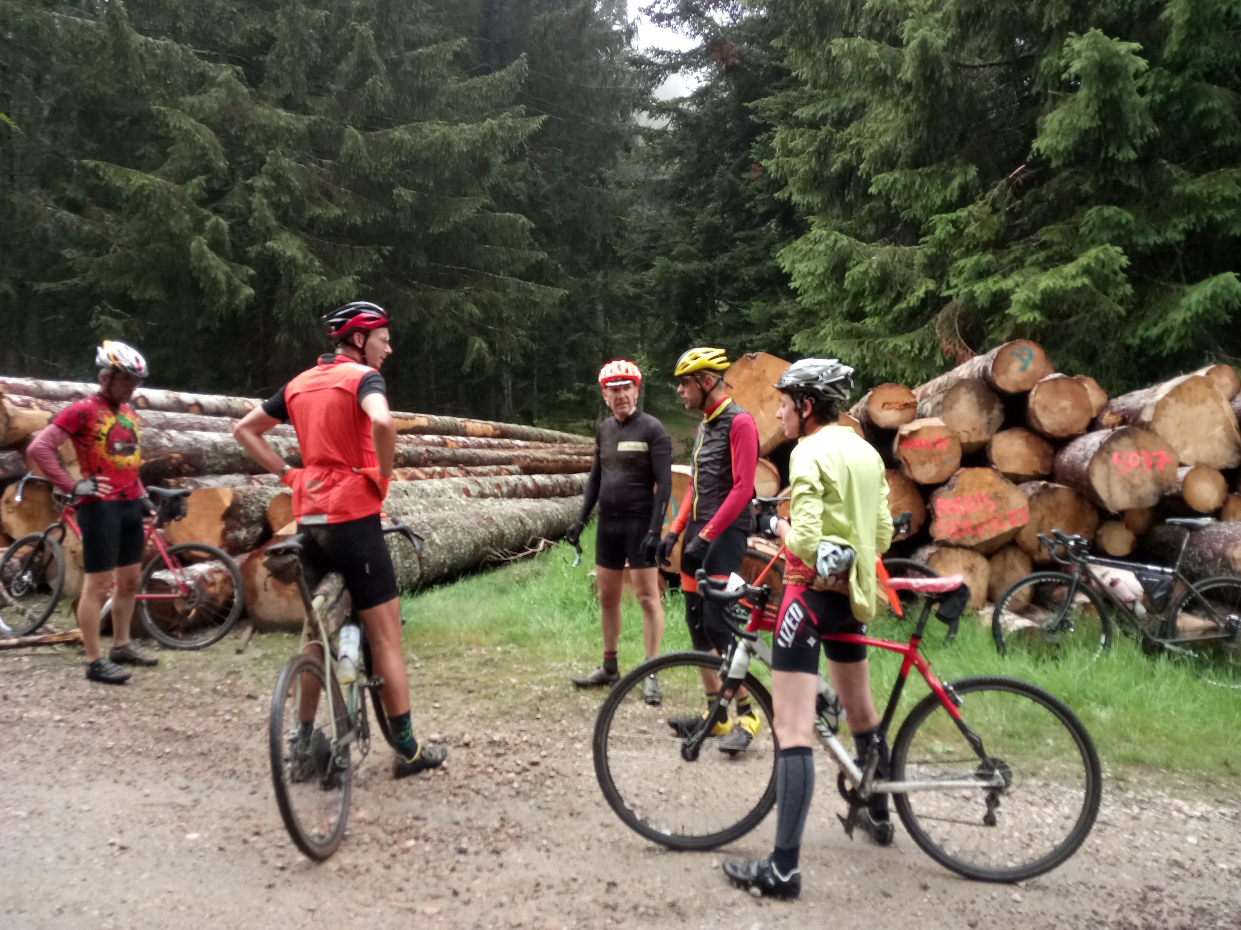 La cyclosportive des copains de Cyfac
