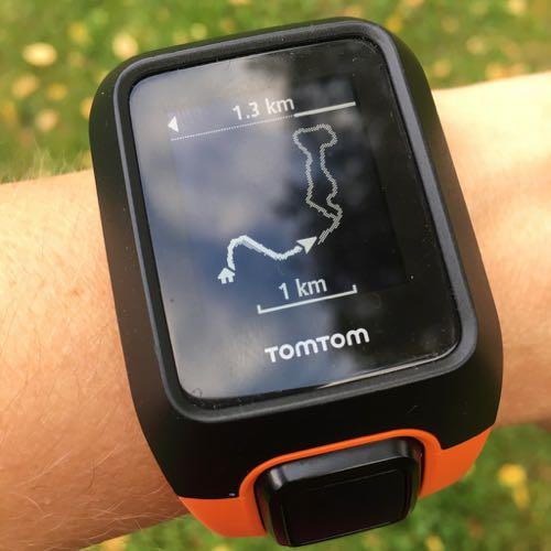 montre multi-sports Tomtom Adventurer