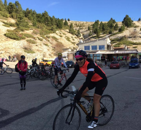 Cyclosportive haute route ventoux