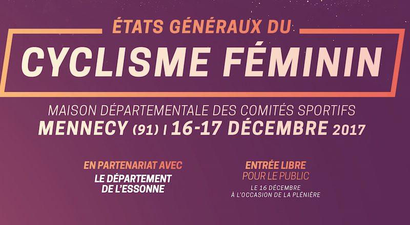 États généraux du cyclisme féminin