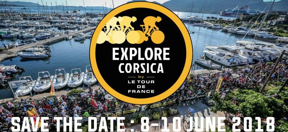 la cyclosportive Explore Corsica