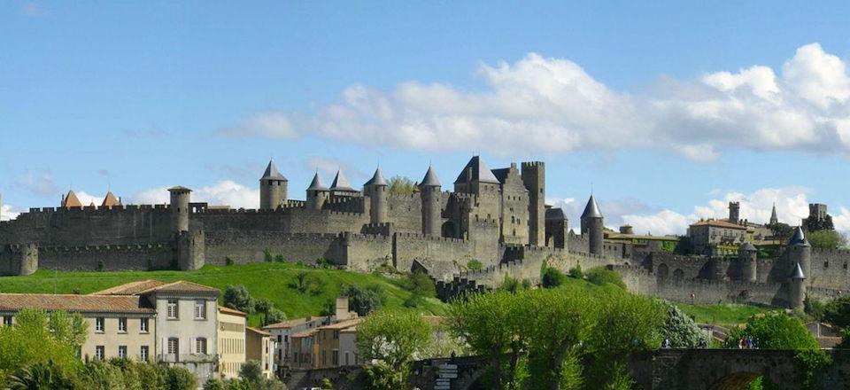 Toutes à vélo à Carcassonne