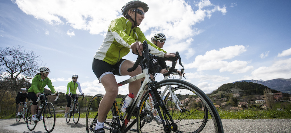 Le vélo se conjugue au féminin avec #vélopourelles